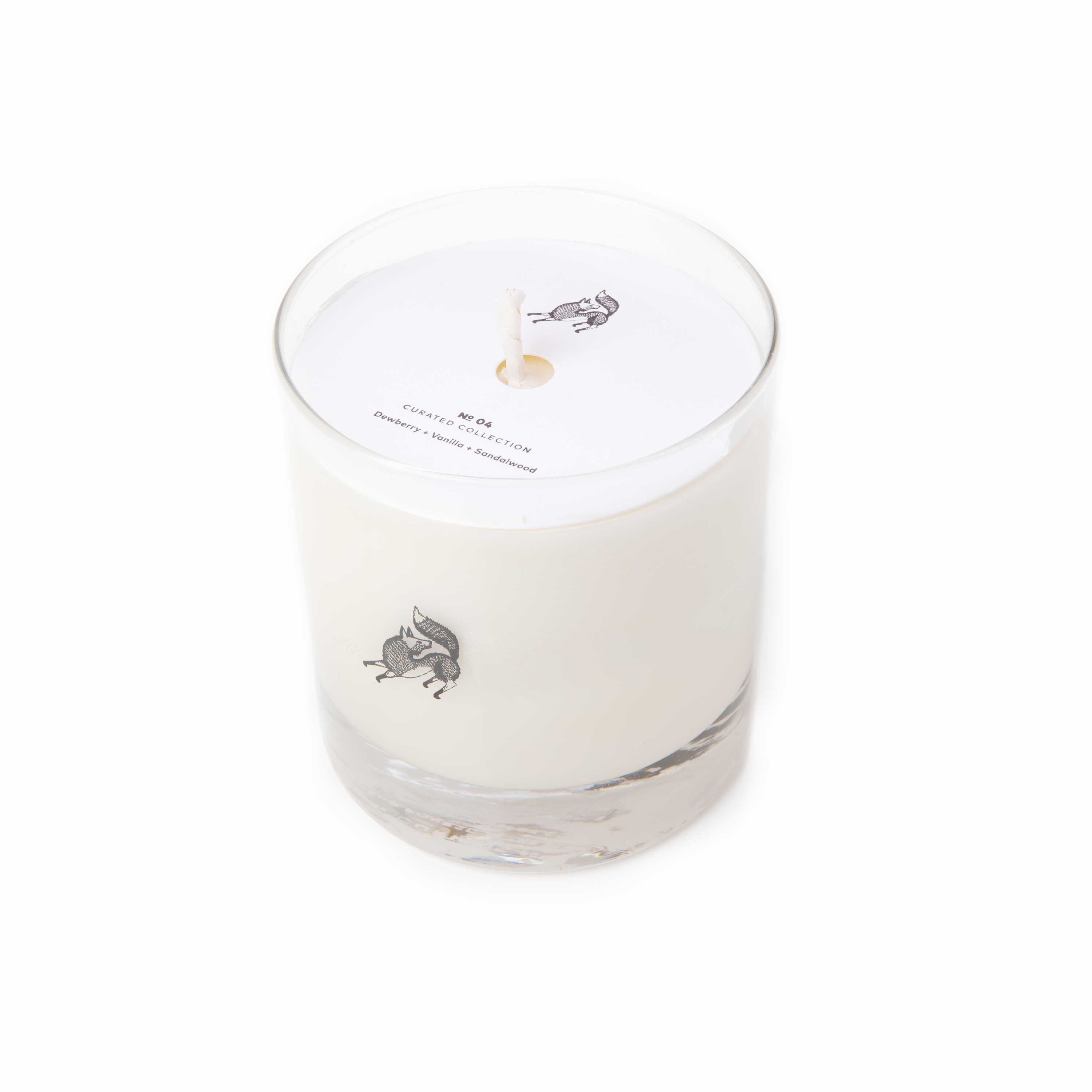 11oz Curated Candle Dust Cover